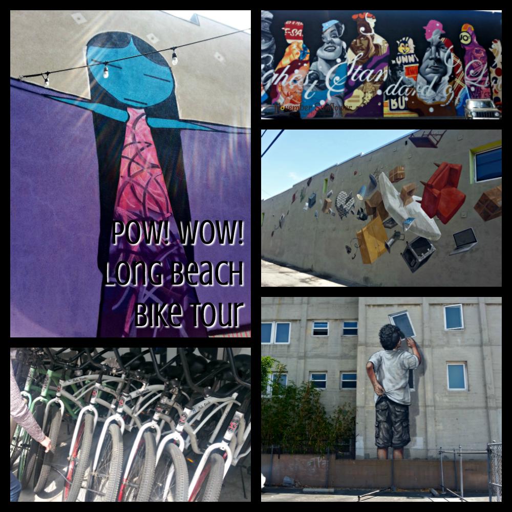 Pow!Wow! Bike Tour