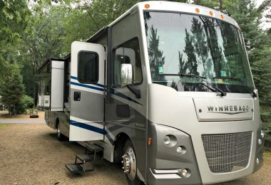 2016 Winnebago Vista LX 35B