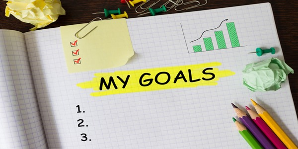 Make goals instead of resolutions