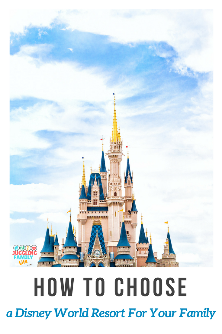 So you want to know how to choose a Disney World resort for your family? We have some tips to hopefully make the choice a little easier.