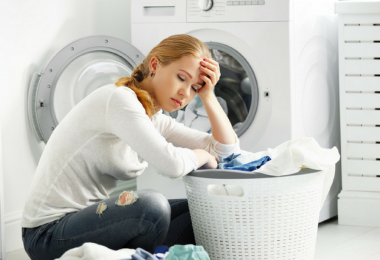 Helpful Tips For When You Are Overwhelmed By Laundry