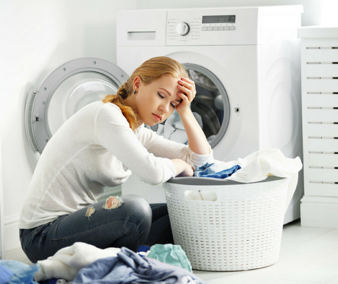 15 Helpful Tips For When You Are Overwhelmed By Laundry