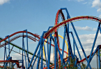 Roller coasters at Six Flags Great Adventure
