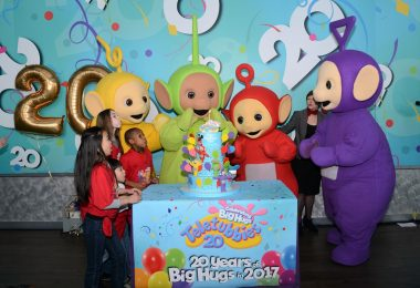 Celebrating 20 Years of the Teletubbies