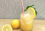 Sparkling Orange Lemonade Twist
