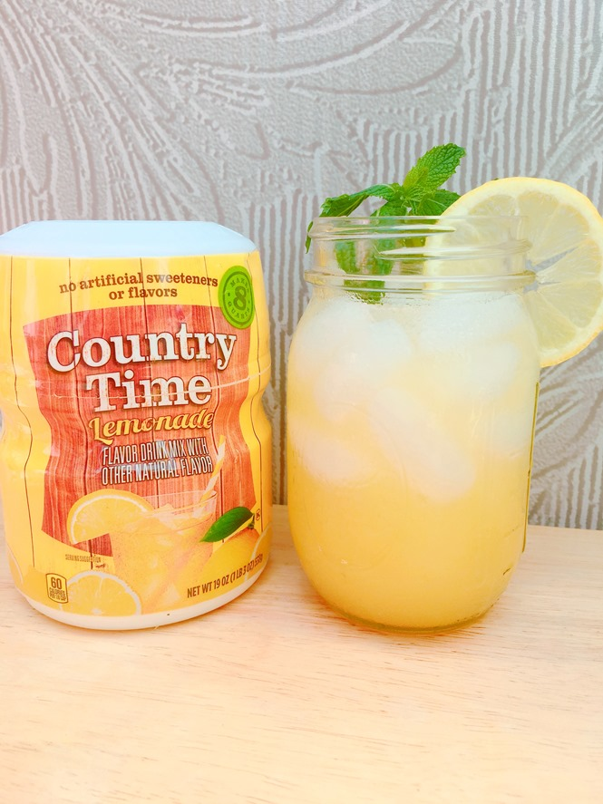 countrytime lemonade