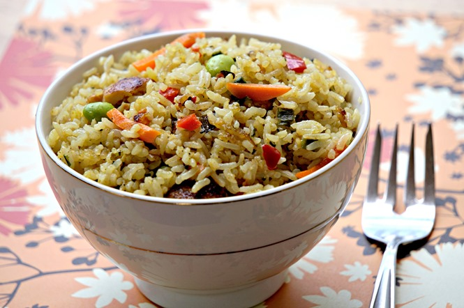 Easy Meal Idea Ling Ling Thai Fried Rice