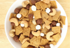 Dry Cereal Snack Mix Ideas