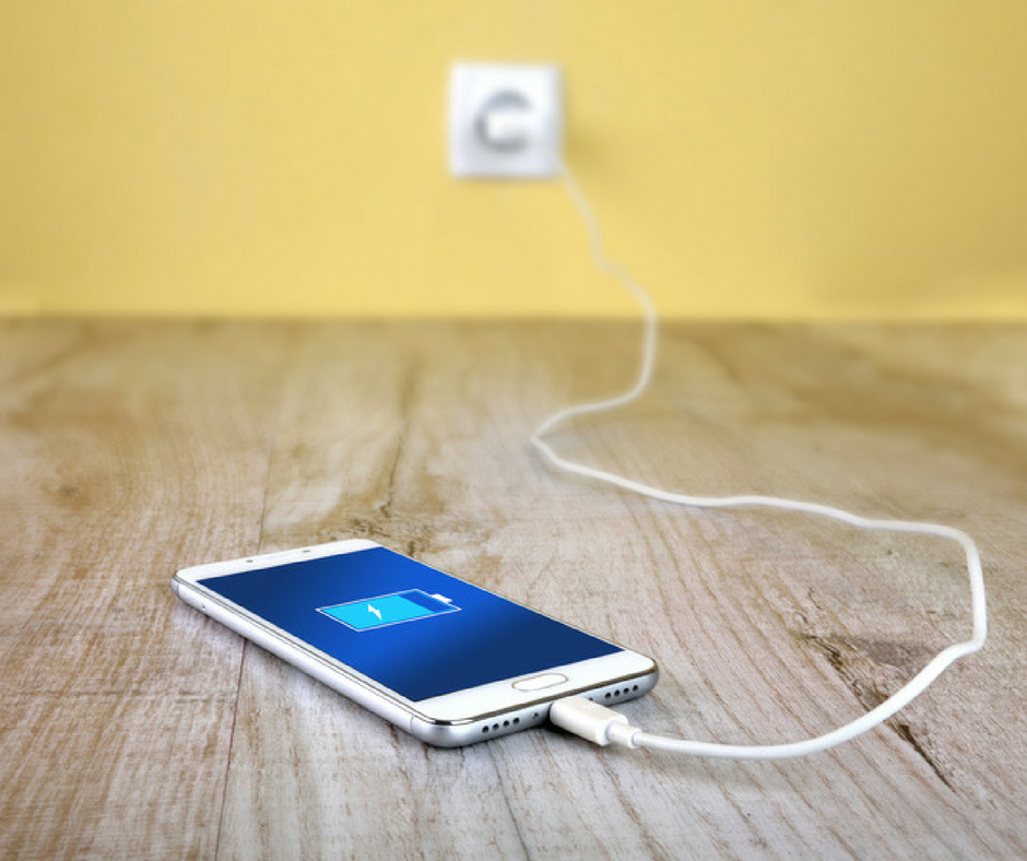Change The Way You Charge your devices