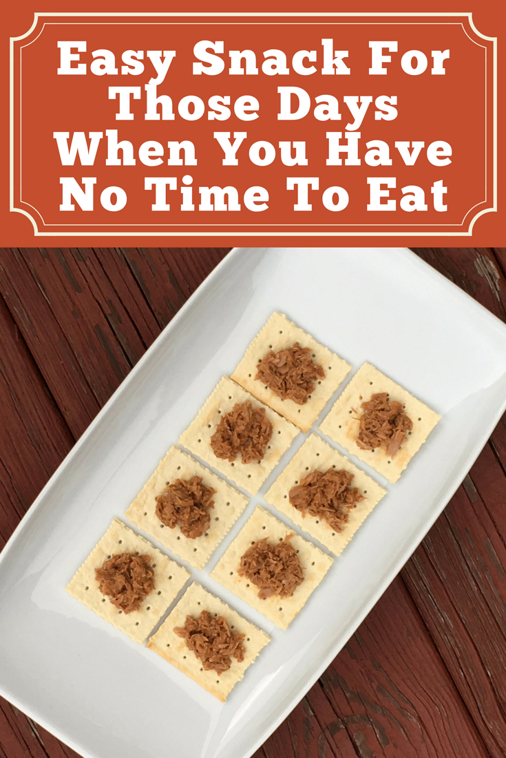 No Time to Eat? Try This