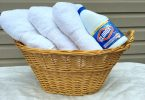 How I Keep White Bed Linens And Towels White with Clorox Cloromax Bleach