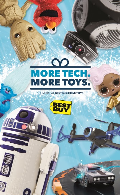 Best Buy 2017 Toy Catalog