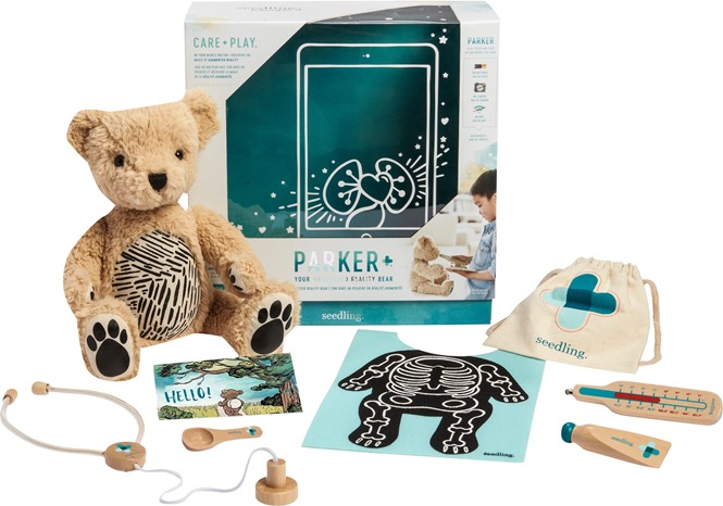 Parker Bear