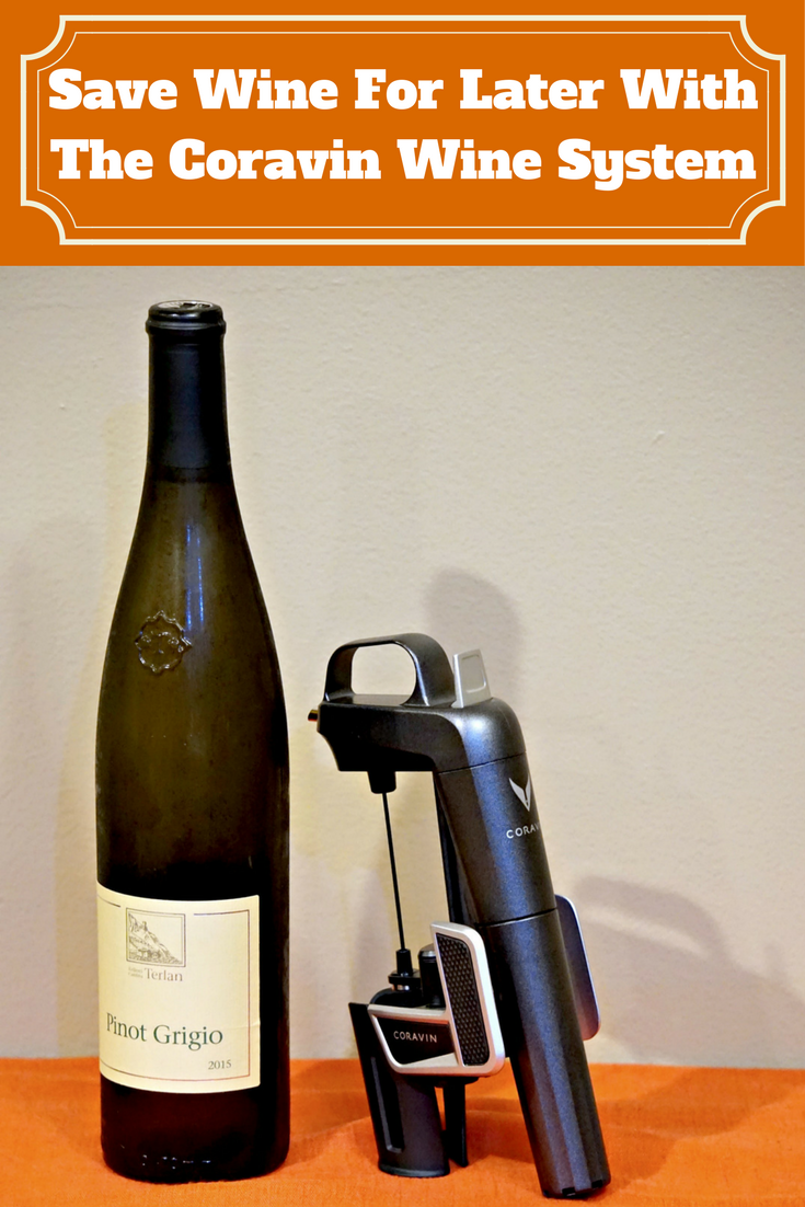 The Coravin Model Two Wine System is a wine preservation system. It is the first and only system in the world that gives wine lovers the freedom to pour any wine, in any amount, without having to remove the cork.