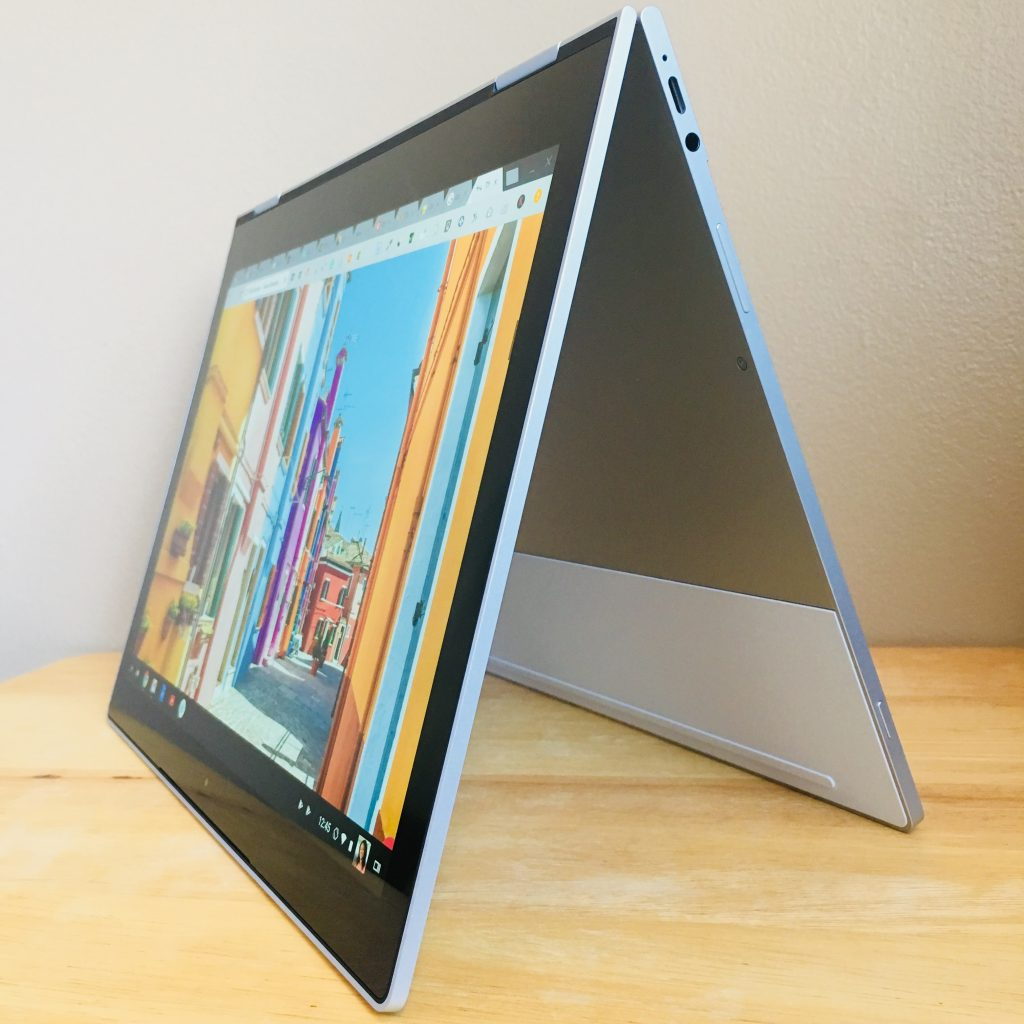 The Google Pixelbook is versatile