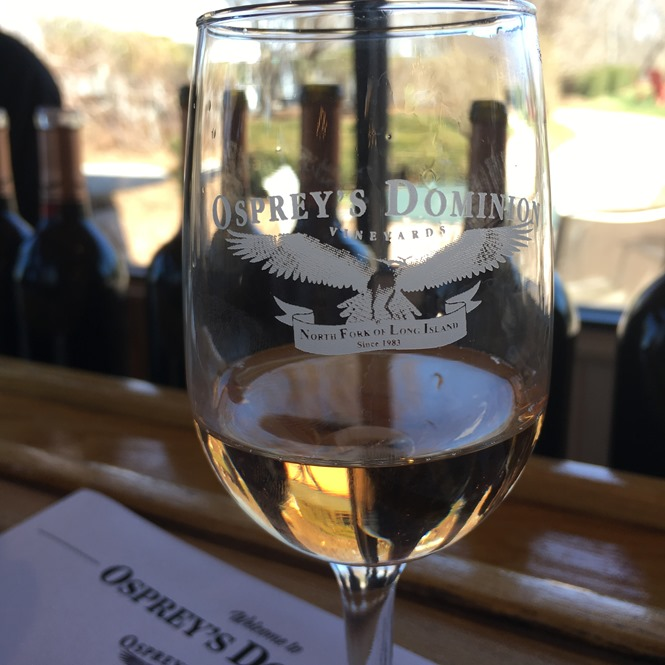 Osprey's Dominion Vineyards