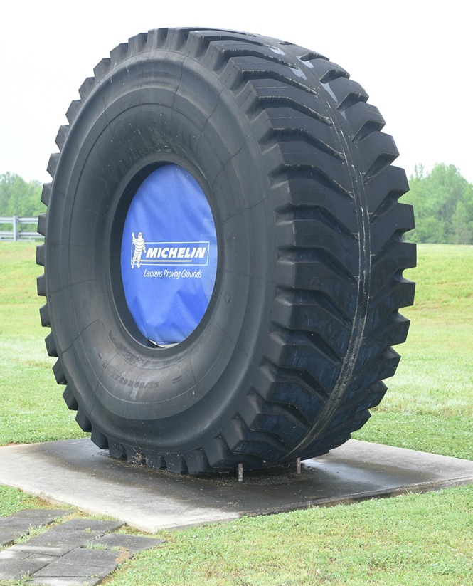 Michelin Laurens Proving Grounds