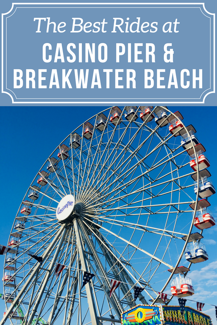 The Best Rides at Casino Pier & Breakwater Beach
