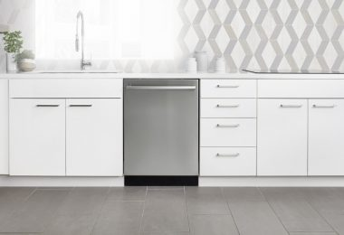 Bosch provides the best dishwashers loaded with features at an affordable price point.