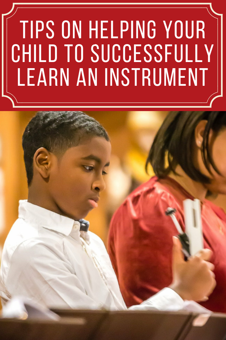 Tips On Helping Your Child To Successfully Learn An Instrument