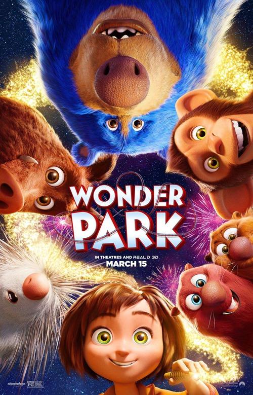 Wonder Park - Poster