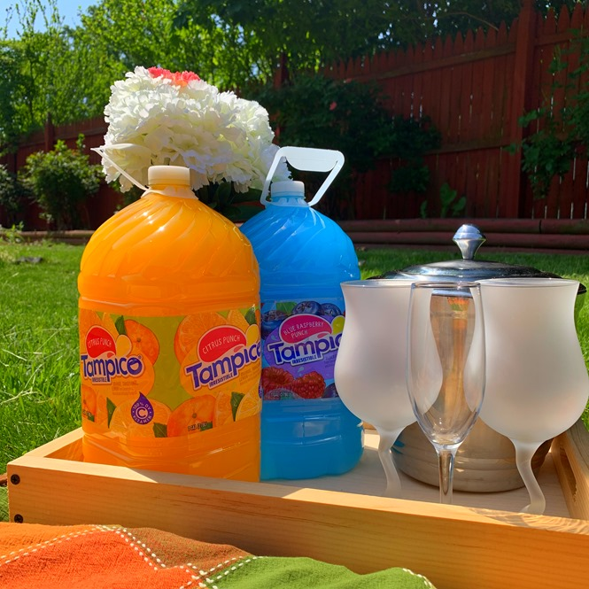 refreshing beverages for your family picnic