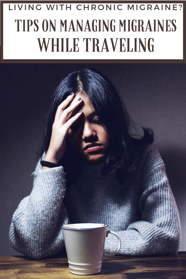 Tips on Managing Migraines While Traveling