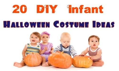 diy infant halloween costume ideas