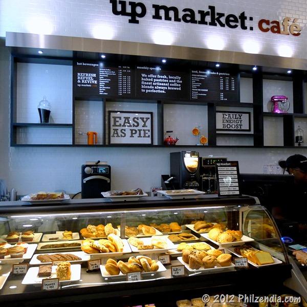 Duane Reade Up Market Cafe