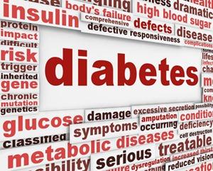 Diabetes medical poster design - © paradox - Fotolia.com