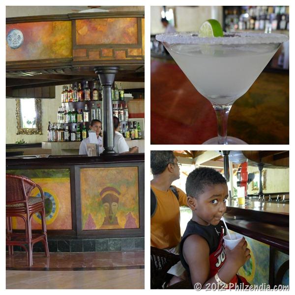 Bars at Melia Caribe Tropical in Punta Cana