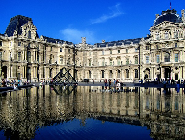 The Louvre Museum in Paris - http://www.sxc.hu/profile/createsima