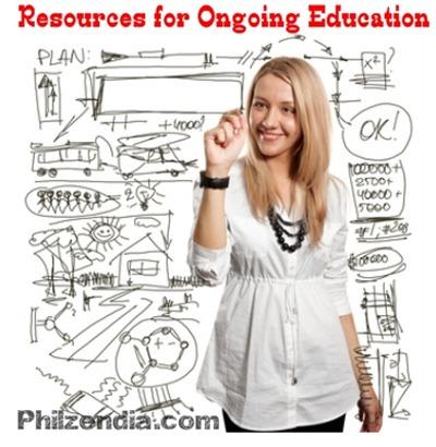 resources for ongoing education - © Konstantin Li - Fotolia.com