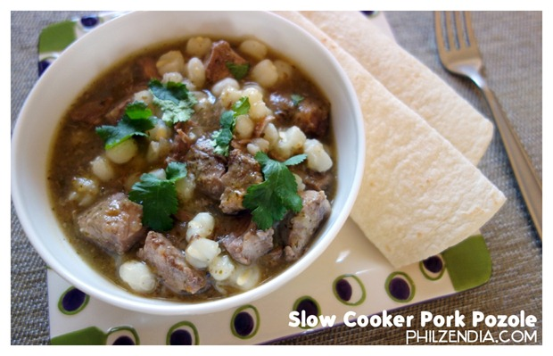 Pork Pozole Slow Cooker Recipe