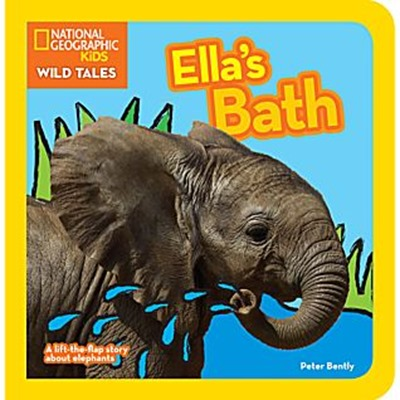 ella the elephant book cover